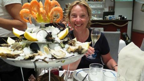 Seafood at Chez Francois! _1