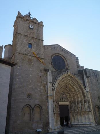 Castello de Empuries - Church