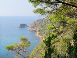 "Vista from ""Road of the year"" - Costa Brava"