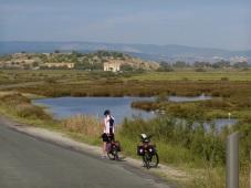 Between Gruissan and Port la Nouvelle