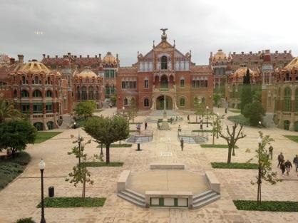 Hospital San Pau, Barcelona