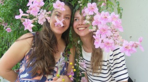 Flower Power Girls!