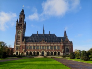 Peace Palace / Friedenspalais The Hague, Netherlands
