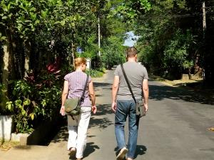 Yangon, Sunday Morning Walk
